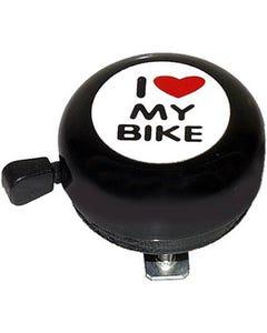 I Love My Bike Bell