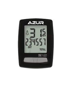 Azur 12Z Wired Bike Computer