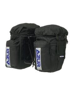 Azur Commuter Rear Pannier Bag Set | 99 Bikes