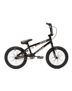 Academy Origin 16 Kids BMX Bike Gloss Black/Black (2022)