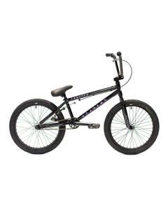 Academy Trooper 20 BMX Bike Gloss Black/Black (2022)