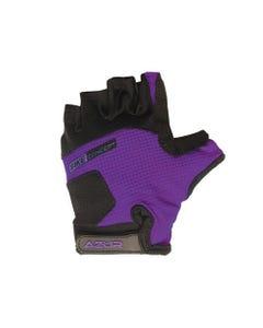 Azur K6 Short Finger Gloves Purple