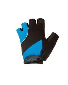 Azur S6 Short Finger Gloves Blue