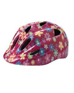 Azur T26/36 Girls Helmet Flowers