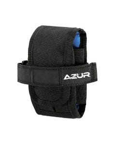 Azur Keep Riding Small Top Tube Bag
