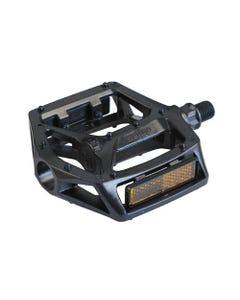 Pedal Azur Rail Black 9/16 Alloy