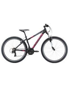 Apollo Aspire 10 Womens Mountain Bike Matte Black/Pink Slate (2020)