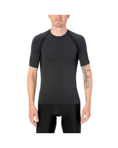 Giro Chrono Short Sleeve Base Layer Charcoal