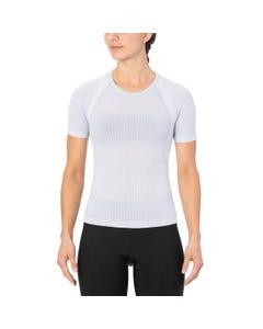 Giro Chrono Women's Short Sleeve Baselayer White