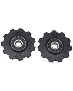 BBB Rollerboys Black 11T Jockey Wheels | 99 Bikes