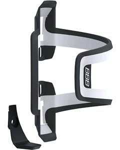 BBB DualAttack Side Bottle Cage White