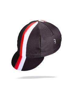 Headwear BBB Classico Cap Black/Red UNI