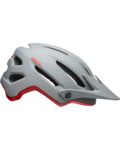 Bell 4Forty Mips Helmet Mat/Gloss Dark Grey/Crimson