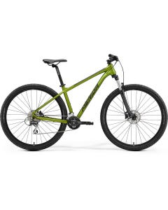 Merida Big Seven 20 Mountain Bike Matt Fall Green (2022)