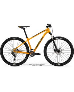 Merida Big Nine 300 Mountain Bike Orange/Black (2021)