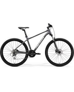 Merida Big Seven 20 Mountain Bike Matt Dark Silver/Silver (2022)