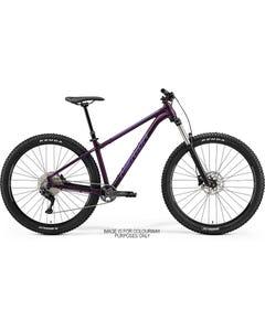 Merida Big Trail 400 Mountain Bike Silk Dark Purple/Silver Purple (2021)