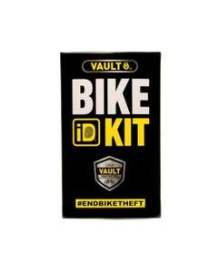 Lock Vault Bike ID Kit