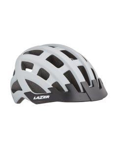 Lazer Compact Helmet White 54-61cm