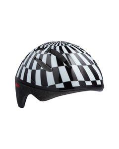 Helmet Lazer BOB Black/White 46-52cm
