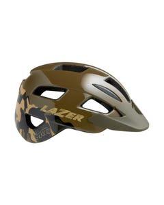 Lazer Gekko Kids Helmet Dark Green/Camo 50-56cm