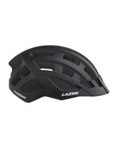 Lazer Compact Helmet Matt Black 54-61cm