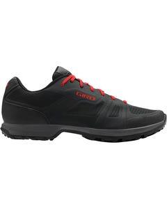 Giro Gauge Mountain Bike Shoes Black/Red