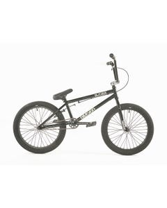 "Division Blitzer 20"" BMX Bike Black Polished (2020)"