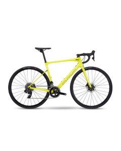 BMC Roadmachine FOUR Road Bike Lime Yellow (2022)