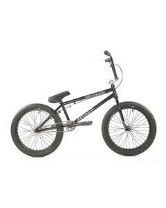 Division Brookside BMX Bike Black Polished (2020)