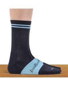 Socks Bellwether Victory Black