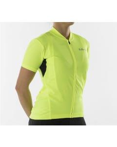 Bellwether Criterium Hi-Vis Women's Short Sleeve Jersey