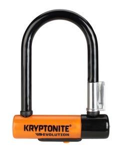 Kryptonite Evolution Mini-5 U-Lock with Bracket