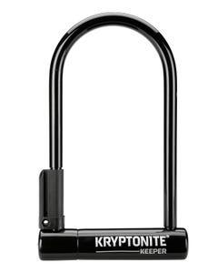 Kryptonite Keeper U-Lock with Bracket