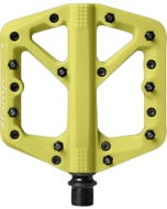 Pedals Crankbrothers STAMP 1 LARGE CITRON