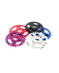 Colony Chris Courtenay 25T Red Sprocket