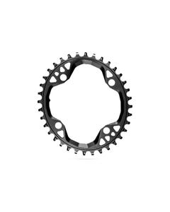 Absolute Black Premium Oval Chain Ring 1X 64BCD/104BCD