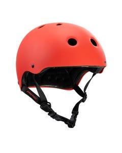 Pro-Tec Classic Certified Helmet Bright Matte Red