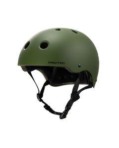 Pro-Tec Classic Certified Helmet Matte Olive
