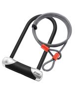 Lock Magnum X2P U-Lock + cable 115 x 230 + 120cm x 10 mm cable