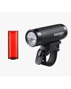 Ravemen CR 500 / TR 20 Lumens Lightset