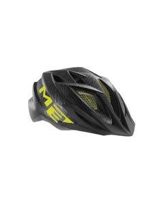 MET Crackerjack Helmet (Black/Green)  | 99 Bikes