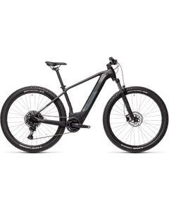 Cube Reaction Hybrid Pro 400 Electric Mountain Bike Black/Grey (2021)