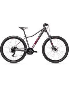 Cube Access 27.5 WXS Women's Mountain Bike Grey/Berry (2021)