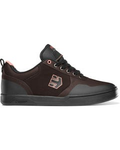 Etnies Culvert Flat Pedal Shoes Brown/Orange