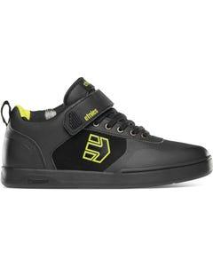 Etnies Culvert Flat Pedal Shoes Black/Lime