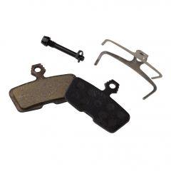 Disc Brake Pad Set Code Organic/Steel