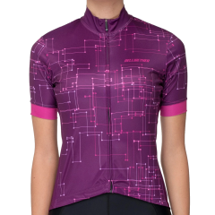 Bellwether Galaxy Women's Jersey Sangria