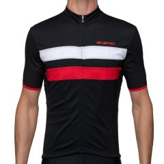 Bellwether Prestige Short Sleeve Jersey Black