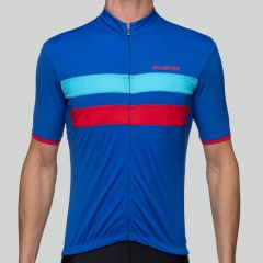 Bellwether Prestige Short Sleeve Jersey Blue